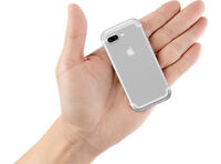 Smallest unlocked  iphone 7+ look alike Mini Android SmartPhone Credit Card Size