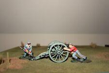 W. Britains 17393 American Civil War Confederate Cannon Set