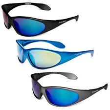 Matt Grey Kids Sports Mirrored Sunglasses Eyelevel Buffalo EYELEVEL