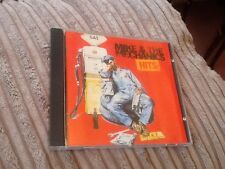 MIKE & THE MECHNICS - GREATEST HITS CD - THE LIVING YEARS / SILENT RUNNING +