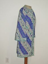 1960-70's EPFR Emilio Pucci Peignoir / Nigthgown w Robe MED
