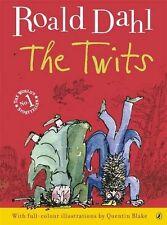 The Twits,Roald Dahl- 9780141331249