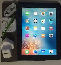 Perfect Apple iPad 4th Gen. Retina Display 16GB Wi-Fi + 4G (Unlock) + EXTRAS