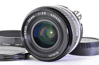 (Exce +++++) NIKON AI NIKKOR 35mm f/2.8 Prime MF SLR Lens From JAPAN A275