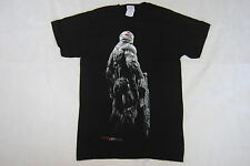 CRYSIS 2 FORCE RECON MARINE ALCATRAZ T SHIRT SMALL OFFICIAL VIDEO SHOOTER GAME