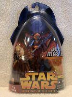 Hasbro Star Wars: Revenge of the Sith Plo Koon Jedi Master Action Figure