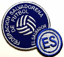 EL SALVADOR FOOTBALL WORLD CUP FEDERACION SALVADORENA DE FUTBOL CONCACAF PATCH