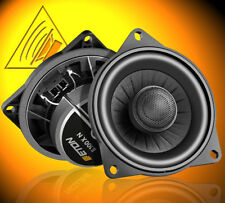 Eton UG B100 XN BMW 10cm Koax-Lautsprecher Plug and Play, 1er, 3er, 5er, Heck ec