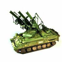 1/35 Trumpeter 00361 Russian SAM-6 Anti-Aircraft Missile Plastic DIY Model BUS
