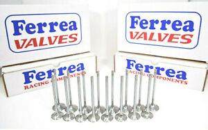 Ferrea 6000 Series STD Valves Honda Acura K20 K20A2 K20A K20Z K24 K24A RSX Turbo