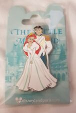 Disneyland Paris Disney Trading Pin Brand New The Little Mermaid - Ariel & Eric