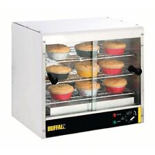 Buffalo Pie Cabinet 30 Pies Silver Colour 400W