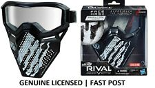 NERF RIVAL - FACE MASK - PHANTOM CORPS - for hera, kronos, helios etc *GENUINE*