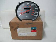 Mopar NOS 1978-81 Dodge Truck Ramcharger 160KM 100 MPH Speedometer Gauge 4075121