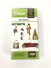 Cricut Cartridge - ART DECO - Gently Used - Complete!