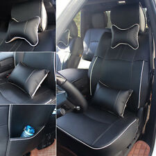 For Dodge Ram 1500 2500 3500 Car Seat Cover Front+Rear Armrest Cushion 2009-2017