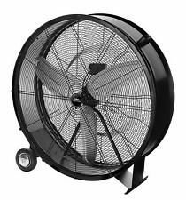 Drum Fan Large 36 3 Foot Industrial Fan Garage Shop Mechanic Air Mover Venting