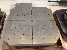 Okk Hm 1000 Or Hm 1000s Horizontal Machining Center Pallet Table 393 X 393
