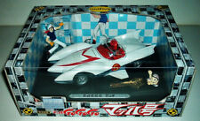 Rare Japan Release Unifive Go Go Go Speed Racer Mach 5 Car 1:18 - New - Opened