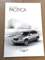 2007 Chrysler Pacifica 26-page Original Sales Brochure Catalog