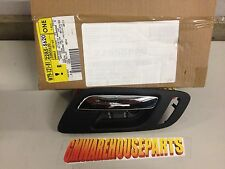 2007-2013 SILVERADO SIERRA TAHOE  RIGHT FRONT INNER DOOR HANDLE CHROME  22855620