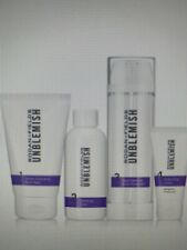 Rodan and + Fields UNBLEMISH Regimen for Acne 4 Piece Full Size Kit - NEW/SEALED