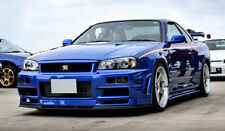 S-Tune GTR Style Wide Body Kit Conversion for Nissan Skyline R34 GTT