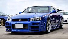 S-Tune GTR Style Wide Body Kit Conversion for Nissan Skyline R34 GTT