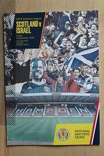 SCOTLAND V ISRAEL (NATIONS LEAGUE) (04.9.2020)