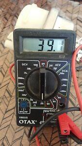 Chaudière corps chauffe résistance Senseo Philips élément chauffant  39,1 ohms