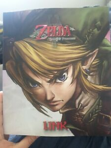 Zelda twilight princess Link Statue