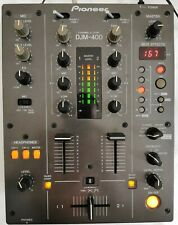 Pioneer Djm 400 SERVICED Fully Working, Very Good Condition, 2ch Dj Audio Mixer