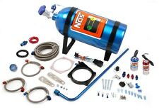 NOS 05162NOS GM LS Wet Nitrous Kit  System For 105 mm 4-Bolt  Flange With Cable