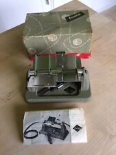 Vintage Eumig Film Splicer