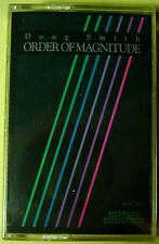 Doug Smith:  Order of Magnitude (Cassette, 1990, American Gramaphone Rec.) NEW