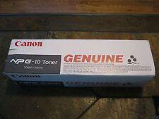 3 X Canon NP6050 NP 6050 Copier NPG-10 toner F42-1001-100 1381A004AB 1381A004AA