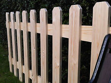 Southfork Fence Panels Planed Smooth 6ftx4ft Great Quality *Special Offer*