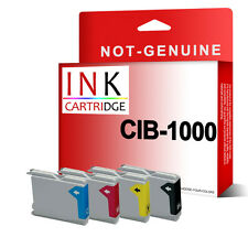 1 SET ink Cartridges fits BROTHER DCP 350C 540CN 750CW