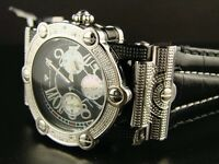 Aqua Master Jojo Joe Rodeo Techno Kc Big Diamond Watch