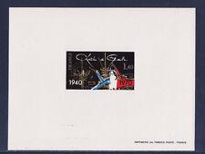 épreuve de luxe  général Charles de Gaulle    1980   num: 2114