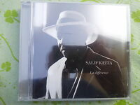 SALIF KEITA - LA DIFFERENCE (2010). SEALED CD.