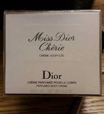 100% Genuine CDior Miss Cherie Perfumed Body Creme 200ML Box ~ Discontinued Rare