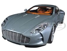 ASTON MARTIN ONE 77 VILLA D'ESTE BLUE 1/18 DIECAST CAR MODEL BY AUTOART 70243