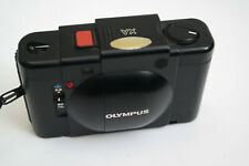 Olympus XA F. Zuiko 2.8/35mm und Electronic Flash A16 - Rangefinder