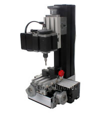 Universal Mini Metal Milling Machine DIY Woodworking Power Tools Modelmaking