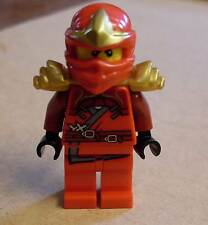 LEGO Ninjago personaggio-Kai ZX-armor (armatura Oro Rosso) NUOVO