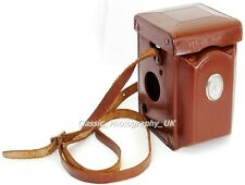 GENUINE Leather Case for Rolleiflex 2.8 Camera Models - Original by ROLLEI !