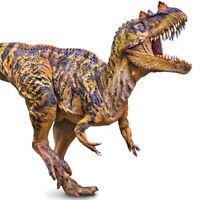 PNSO Nick the Ceratosaurus Dinosaur Vinyl Figure