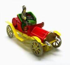 Oldtimer rot Paya Replika zum Aufziehen Blechspielzeug