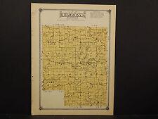 Wisconsin, Vernon County Map, 1915 Harmony Township O2#44
